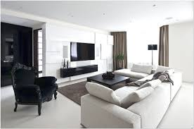 interior design for black and white chairs living room design