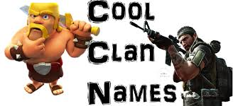 1000 cool clan names for coc u0026 cod updated classywish