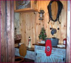 outhouse themed bathroom decor country outhouse bathroom decor