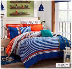 Polo Bedding Sets Blue And Orange Bedding Orange And Blue Comforter Set U S Polo