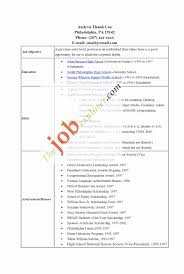 resume templates high school 15 fresh high school student resume templates no work experience
