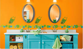 Kids Bathroom Design Colorful Bathroom Design Amp Decorating Ideas Laudablebits