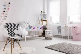 babyzimmer grau wei babyzimmer gestalten ideen für teppiche und wandmotive