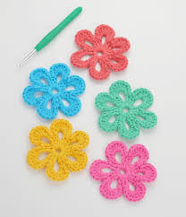 60 free crochet flower patterns