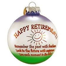 retirement ornament rainforest islands ferry