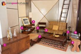 living room orange living room interior showing home furniture of