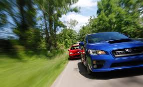 green subaru wrx 2015 subaru wrx vs 2015 volkswagen gti 6445 cars performance
