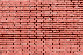 peach echo colored brick wall background stock photo picture and