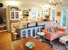 open concept kitchen living room fionaandersenphotography co