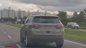 matte grey jeep jeep compass official review page 21 team bhp