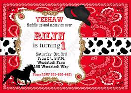 free printable horse birthday invitations free printable horse