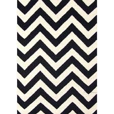 Rugs Chevron How To Make A Statement With Black And White Rugs Greenvirals Style