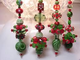 happy holidays christmas dangles 4pc 20 00 via etsy dangle