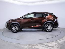 2016 lexus nx base price used 2016 lexus nx 200t suv for sale in miami fl 85609