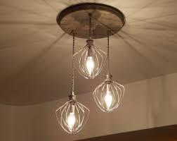 Chandelier Kitchen Restaurant Lighting Etsy