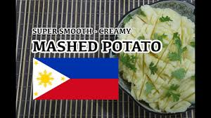 filipino thanksgiving recipes how to make mashed potato recipe tagalog pinoy filipino youtube