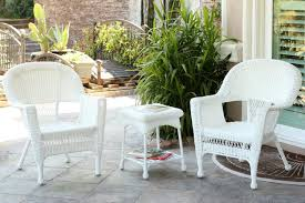 White Wicker Patio Chairs Outdoor Patio Amusing Wicker Outdoor Chair Resin Patio Furniture