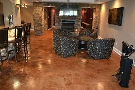 painting techniques floor concrete basement paint repaint floors