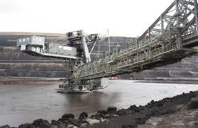 mining mayhem drowned bucket wheel excavator