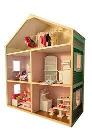 18 Doll House Plans Free by Amazon Com My U0027s Dollhouse For 18 U0027 U0027 Dolls Country French