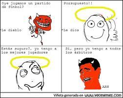 Memes Del Diablo - diablo win meme subido por atilio memedroid