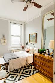 excellent small bedroom organization ideas paint golden frame