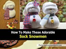 Diy Sock Snowman Sock Snowmen 800x600 Jpg