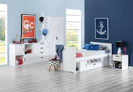 skittle single captain bed with underbed storage amart furniture