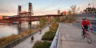 Portland Maps Online by Bicycling Maps And Guidebooks Travel Oregon