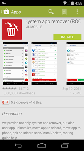 uninstall preinstalled apps android how to remove bloatware pre installed apps on android kingo