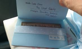 cute baby shower gift wrapping ideas wblqual com