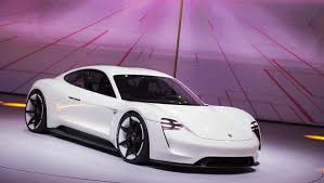 new porsche electric watch out tesla this porsche goes all electric cbs news