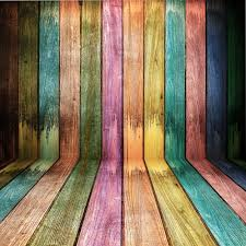 vintage colorful wooden wall photo premium