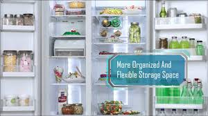 Godrej Kitchen Cabinets Godrej Side By Side Refrigerators Youtube