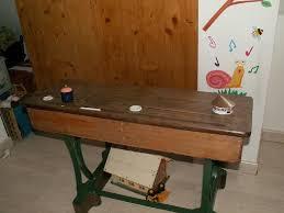 bureau ecolier en bois ancien bureau ecolier occasion clasf bureau ancien en bois d