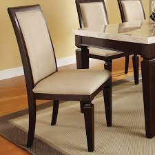 espresso dining room sets dining tables espresso dining table and chairs acme agatha set