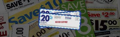 exclusive online coupon codes and discount coupons