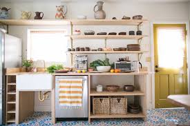 kitchen of the week an echo park kitchen revived budget edition