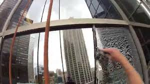 brite way window cleaning high rise window cleaning industrial access may 2015 youtube