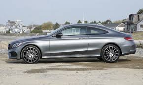 New C 2017 Mercedes Benz C Class Coupe First Drive Review Autonxt