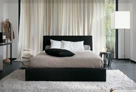 schwarzes schlafzimmer schlafzimmer ideen schwarzes bett 001 haus design ideen
