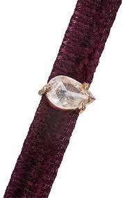 velvet ribbon finn white diamond silk velvet ribbon choker barneys new york
