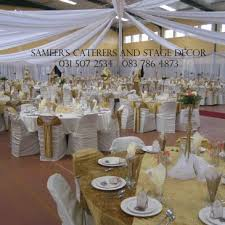 Decor Companies In Durban Crystal Decor For Hire Durban U2013 Sameers Caterers