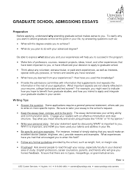 Resume Sample Graduate Application by How To Write A Resume For Graduate Admission Free Resume