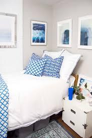 colesy u0027s blue dorm room reveal thou swell