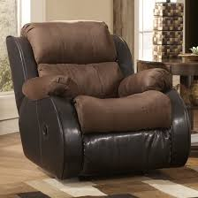 furniture contemporary rocker recliners decor with pattern area