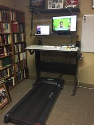 treadmill desk 2 0 five years of walking and working