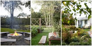 garden design with backyard gardening ideas yard front under trees