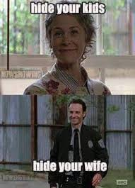Walking Dead Rick Meme - the walking dead meme of the day tanya giaimo