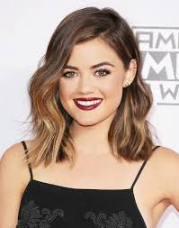 short mid hair pushed behind ears 4 hairstyles for thin hair that give major volume thin hair lob